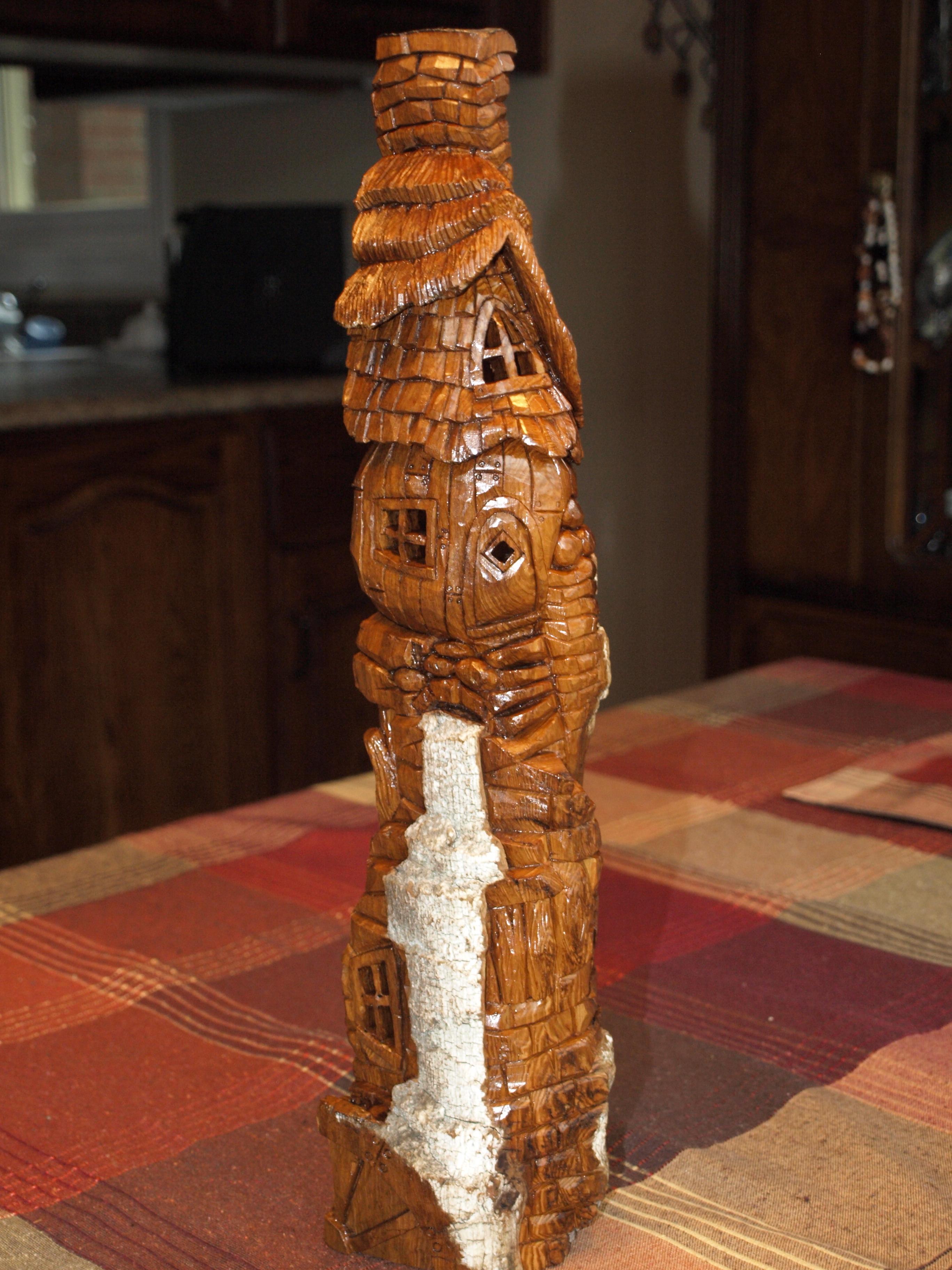 Bark Carving Tributesinwood