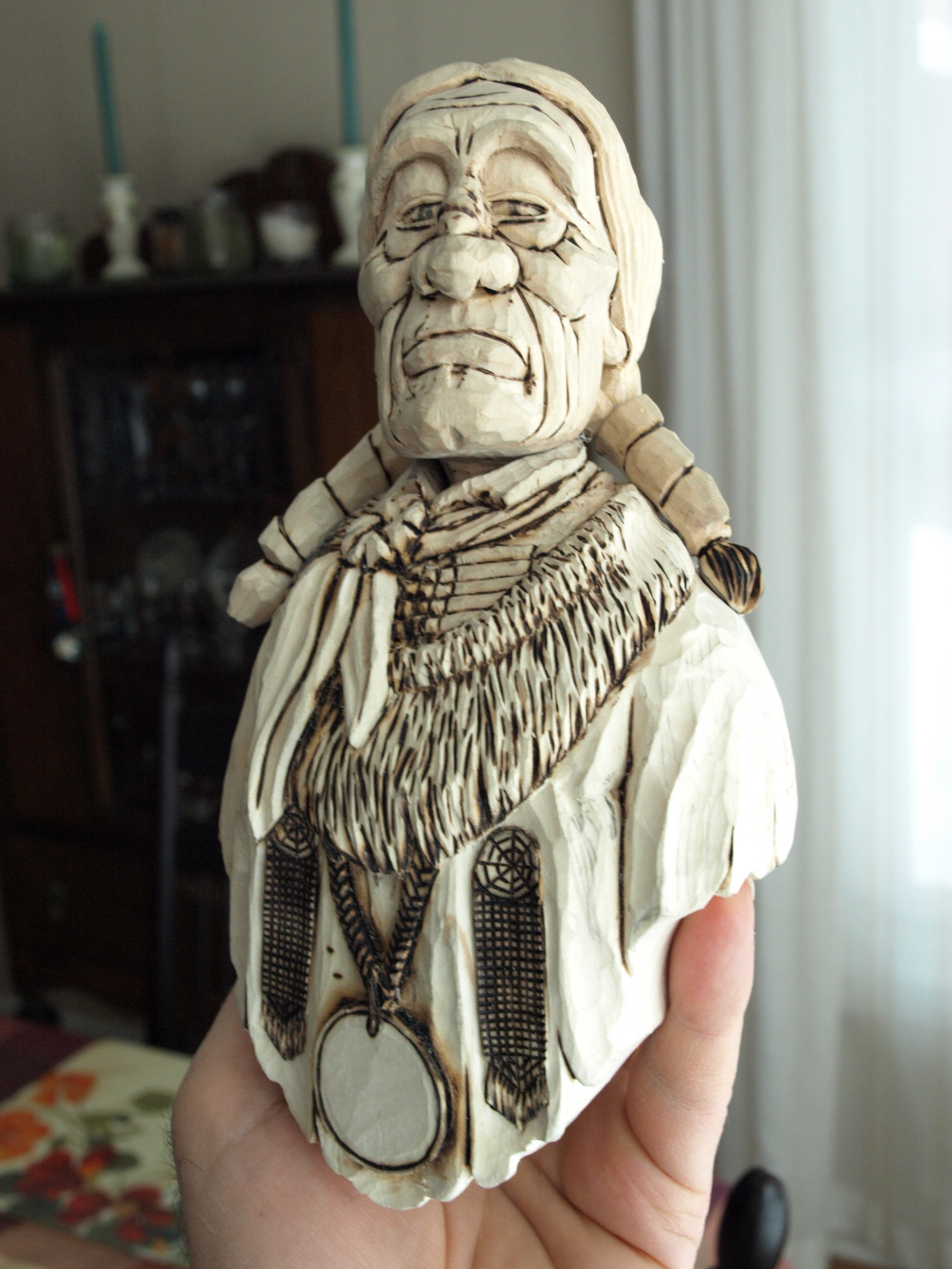 Caricature wood carving curated by the wood carvers of etsy on etsy