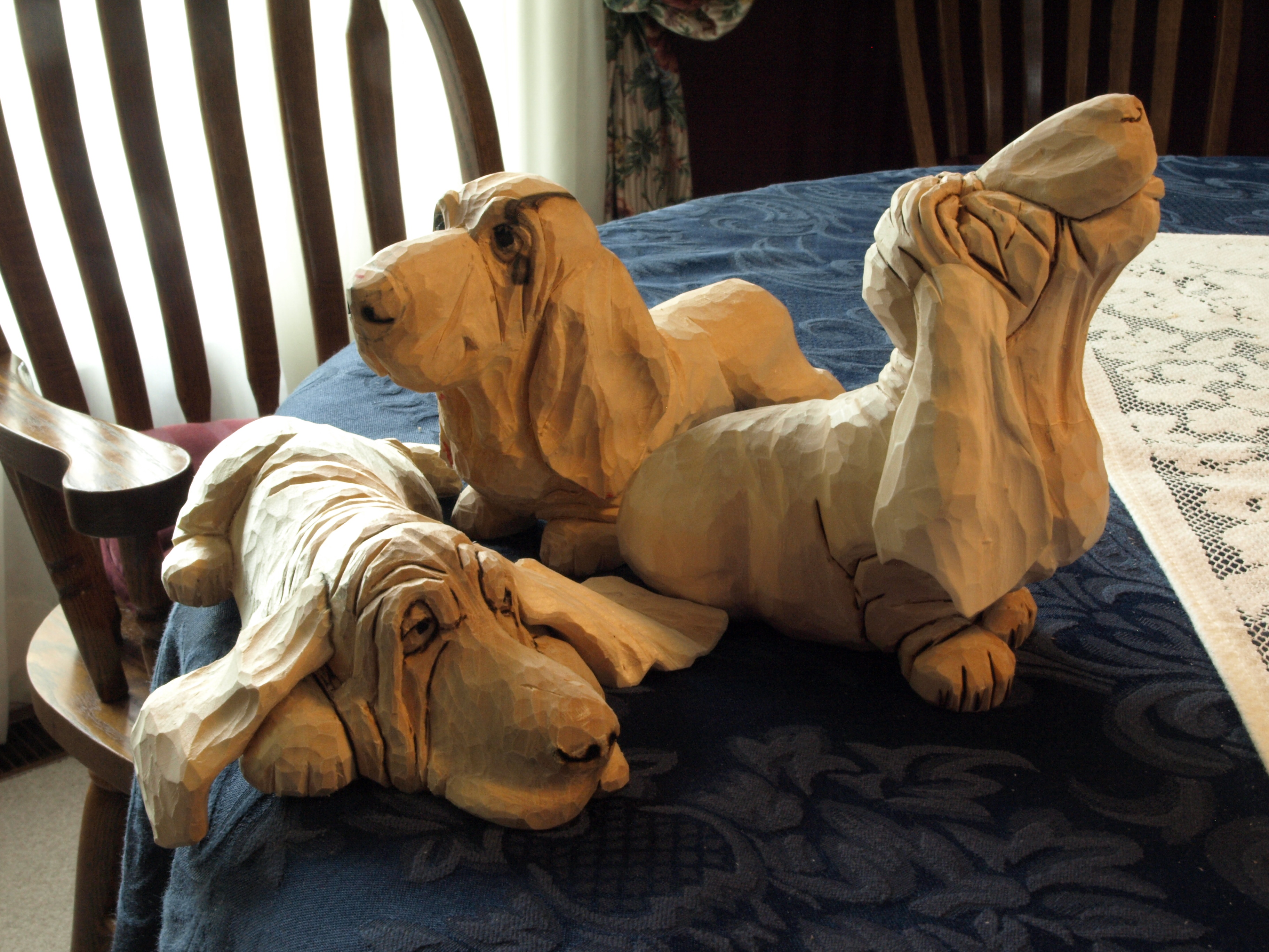 Wood carving dogs building pdf plans built in sofa bench