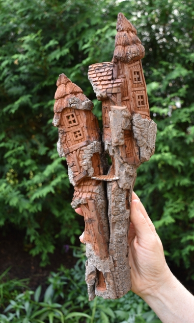 Bark Carving Tributesinwood